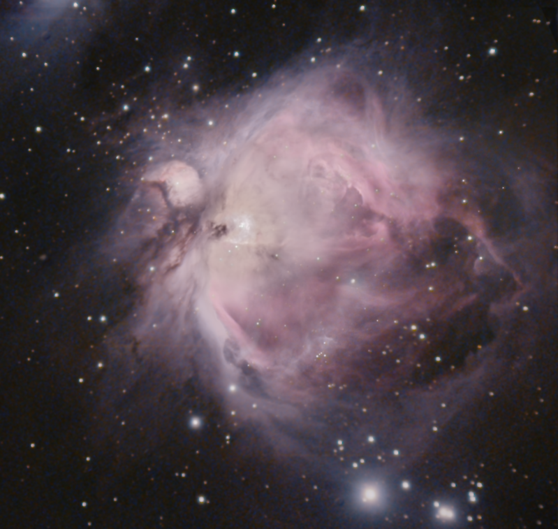 M42 HaRGB